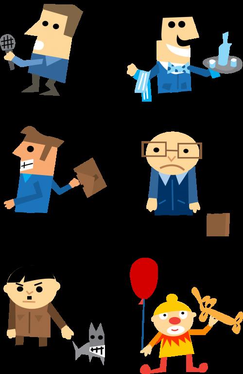 characters-set